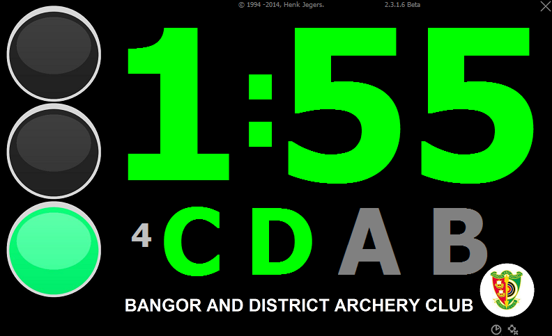 Bangor and District archery club